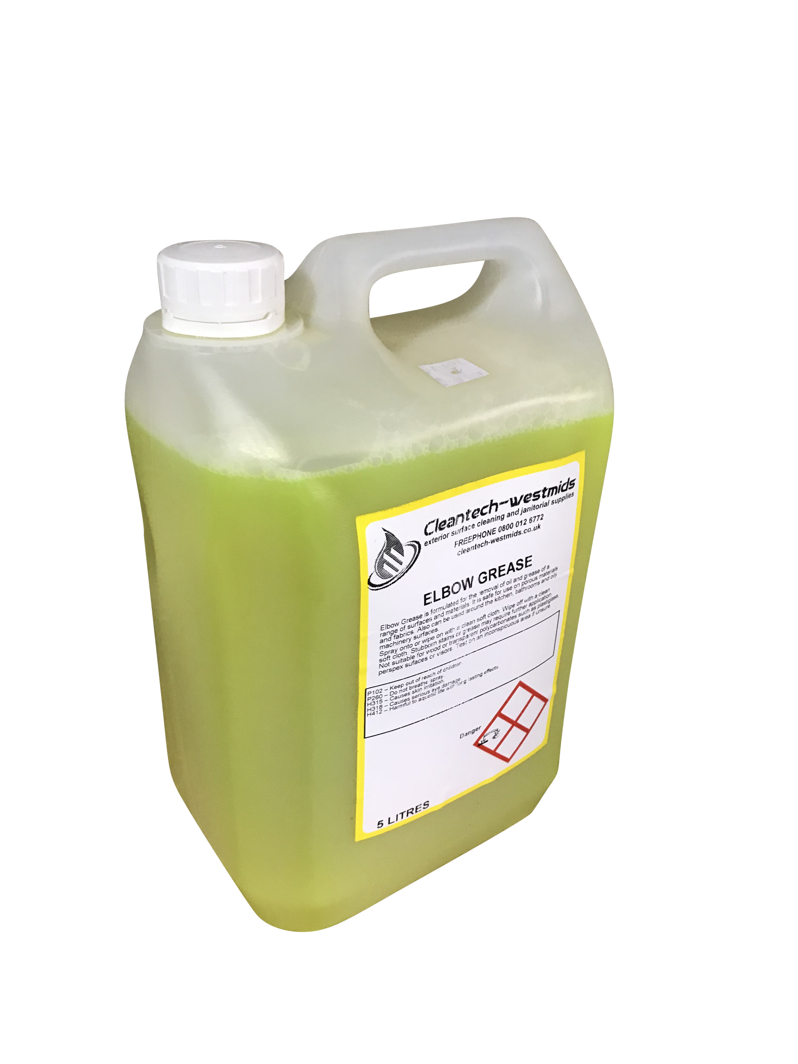 Elbow Grease 5 Litres Cleantech Westmids