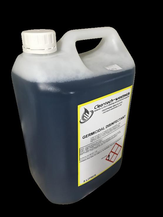 germicidal disinfectant
