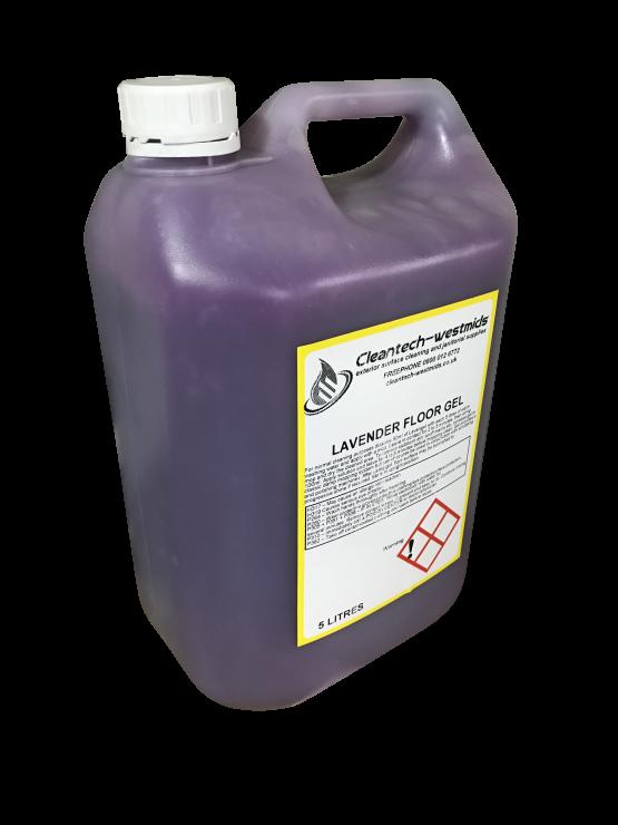 lavender floor gel